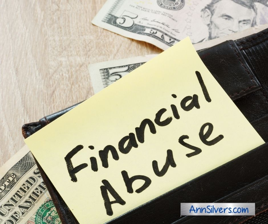 What Does Financial Abuse Look Like?