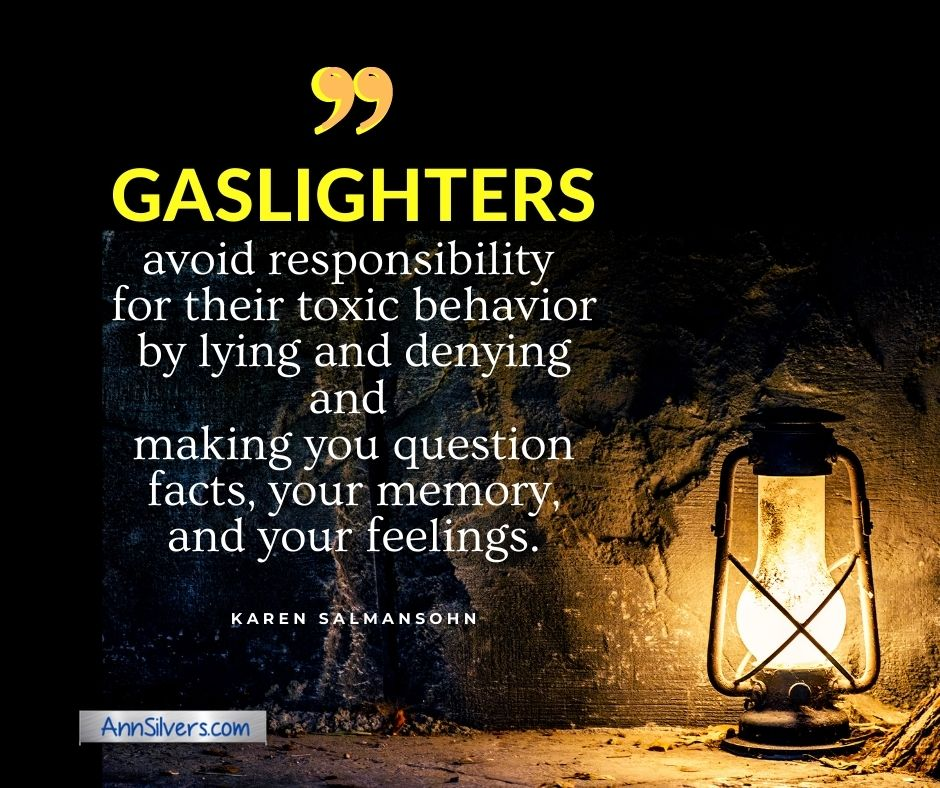What is a gaslighter definition