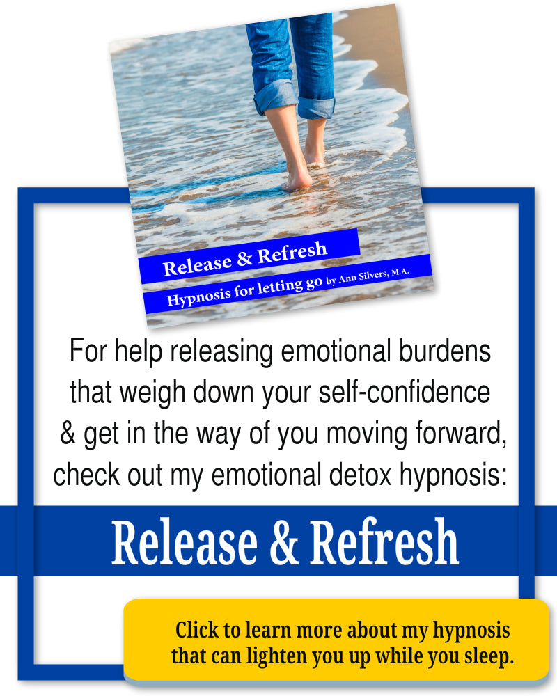 Release and Refresh Emotional Detox Hypnosis