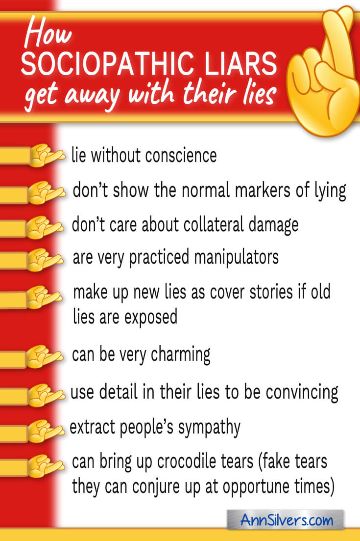 how to spot a narcissistic sociopathic pathological liar, narcissist, what is a sociopath infographic