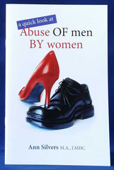 Abuse OF Men BY Women booklet, financially abusive women, abused men, abused men, abusive controlling manipulative women, wife, girlfriend, financial abuse examples