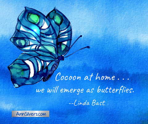 Cocoon at home quote