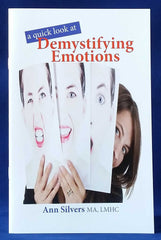 what are emotions, emotional intelligence, how to deal with emotions book
