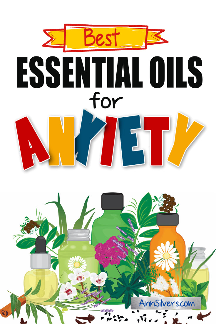 Best Essential Oils for Anxiety, Stress, and Insomnia