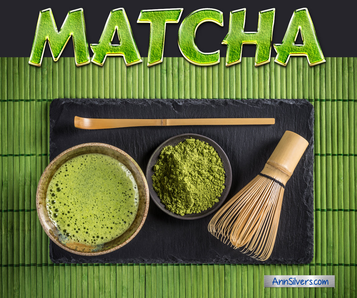 Sources of L theanine Matcha Tea