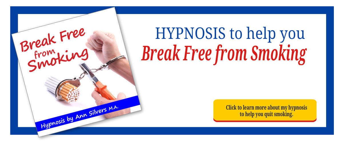 Break Free from Smoking Hypnosis Downloads, Quit Smoking Hypnosis recording