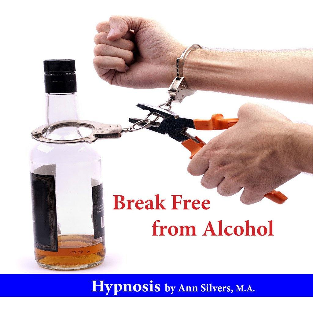 Break Free from Alcohol Hypnosis recording (mp3)