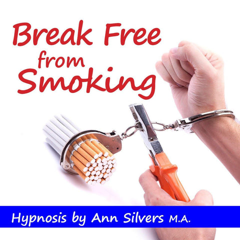 Break Free from Smoking Hypnosis (Mp3)