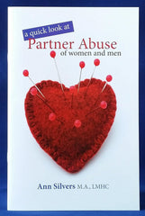 Partner abuse book, is my partner abusive, forms of partner abuse, what to do if partner is abusive, what is partner abuse