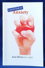 anxiety help book, relaxation skills techniques, stress managment