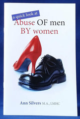 abuse OF Men By Women booklet, abusive women, abused men