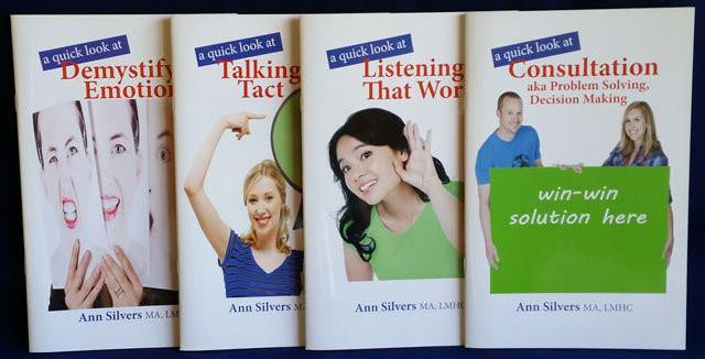 Communication Book Bundle (print)