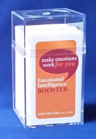 Emotional Intelligence Booster card set