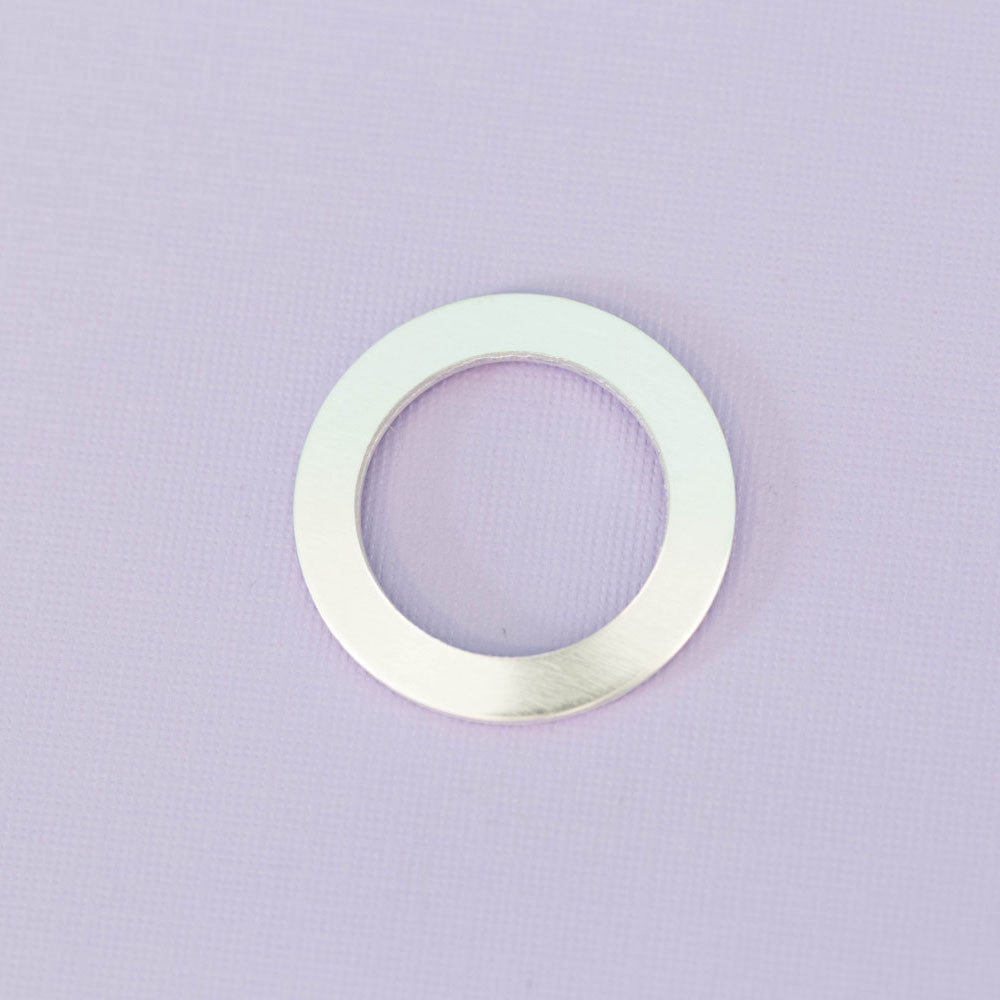 "1.25"" Aluminum Washer with .875"""