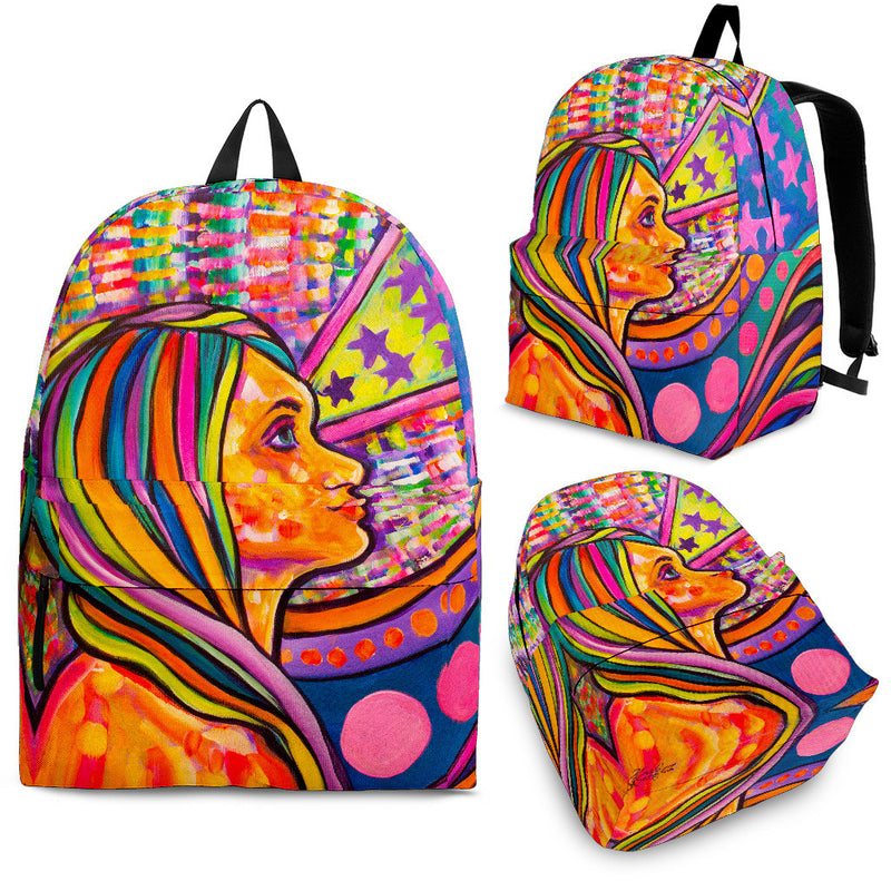 Spiritual Thought - Backpack