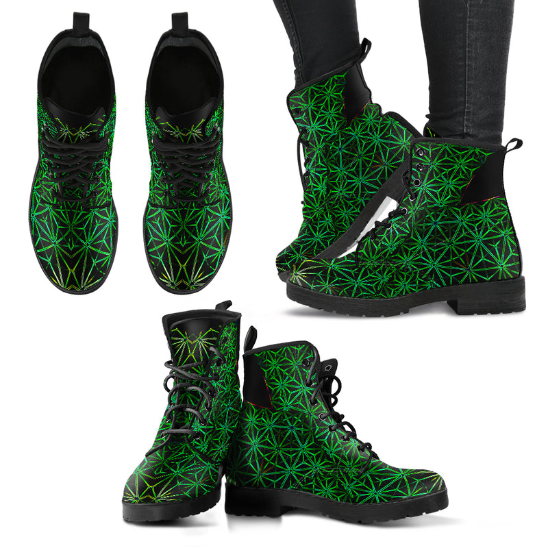 Electric Light - Vegan Women's Boots