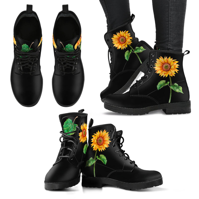 SunFlower - Vegan Women's Boots