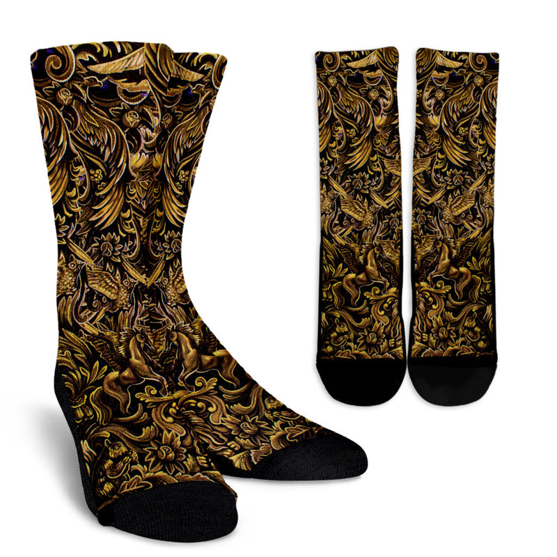 Pineal Gland - Vegan Socks