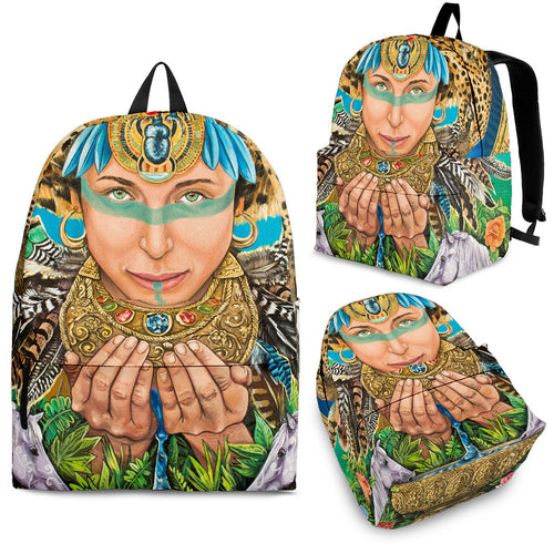 Water Of Wisdom - Backpack