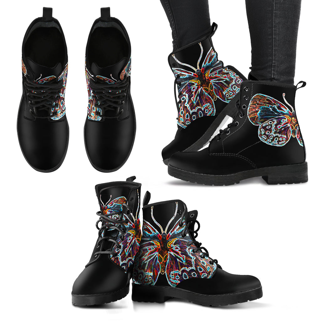 Electric Butterfly - Women's Boots