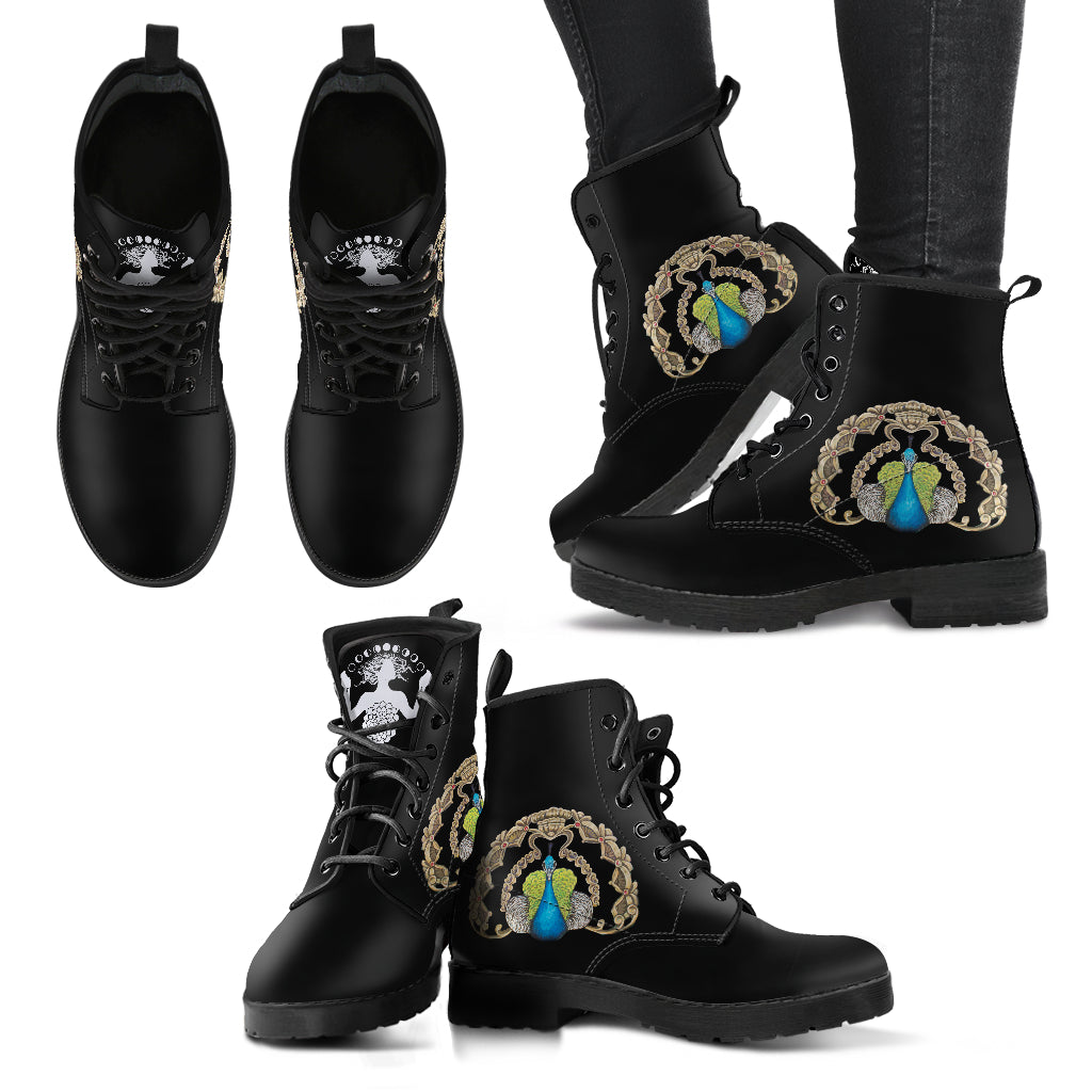 The Peacock - Women's Boots