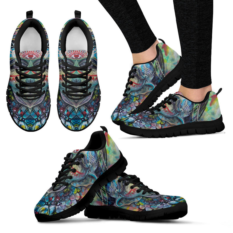 The Shaman - Vegan Women's sneakers