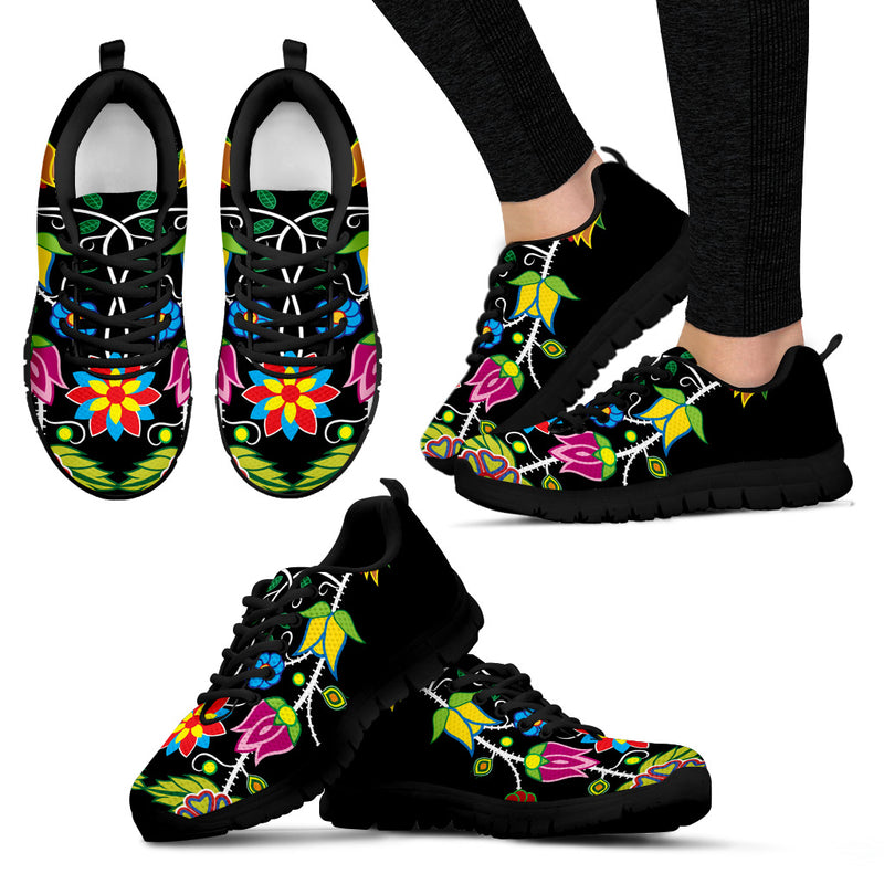 beads design-04 Sopo Women's Sneakers
