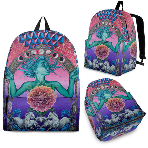 The Gate Of Knowledge - Backpack