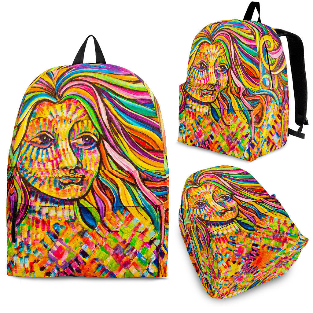 Mystic Locks - Vegan Backpack