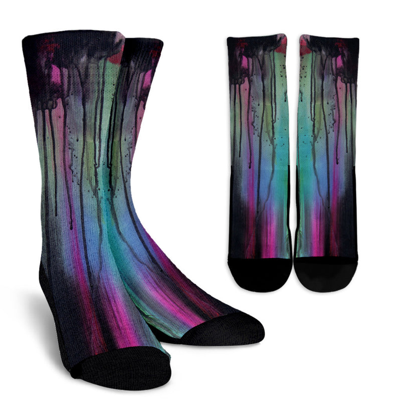 Inside My Spirituality II - Vegan Socks