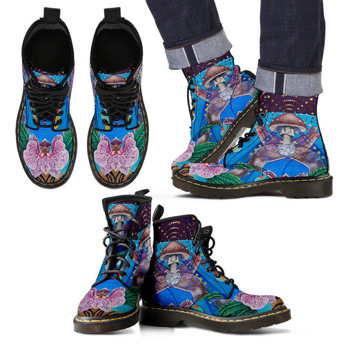 The Mushroom - Men's Boots