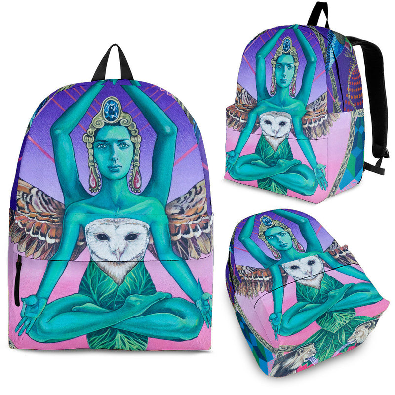 Another Worlds Soul - Vegan Backpack