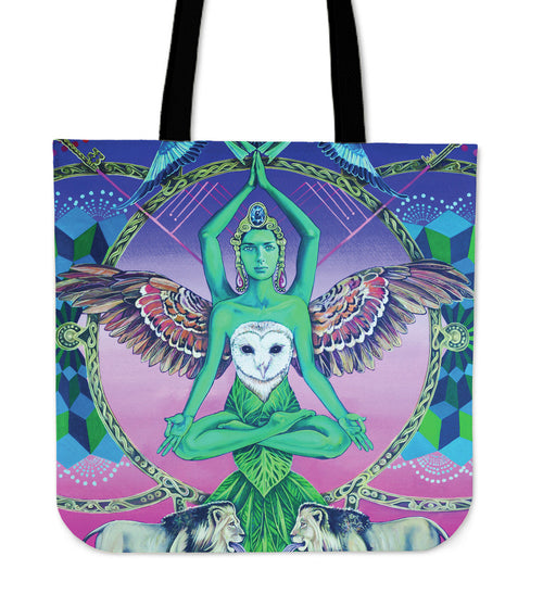 Another Worlds Soul - Cloth Tote Bag
