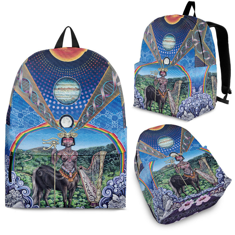 The Centaur - Vegan Backpack