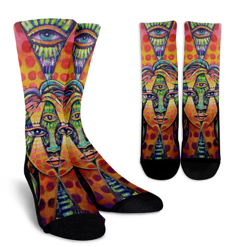 Third Eye - Vegan Socks