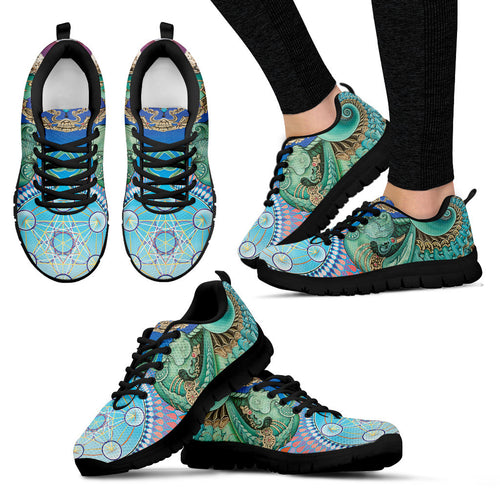 Reflection Reaction - Vegan Women's Sneakers