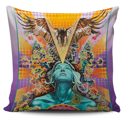 The Rebel - Vegan Pillow Cover