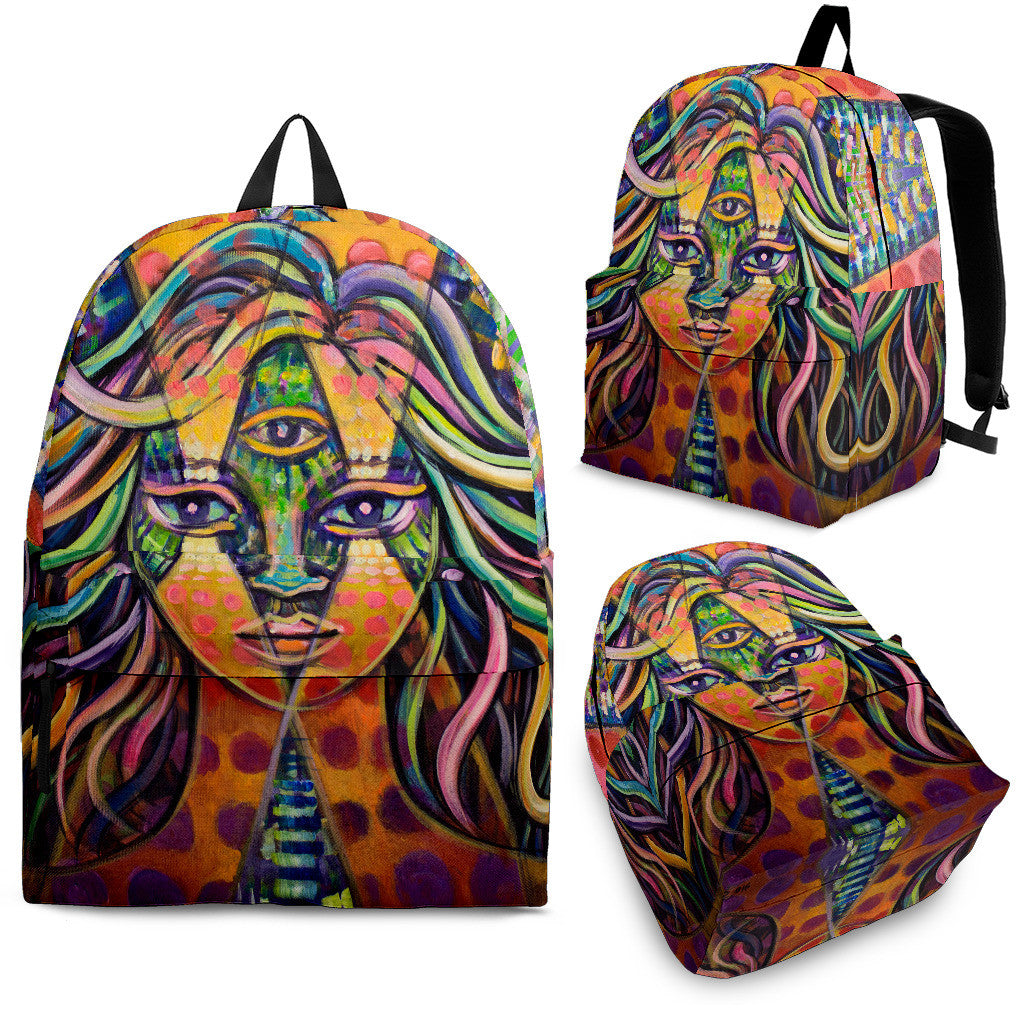 Third Eye - Vegan Backpack
