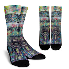 The Shaman - Vegan Socks