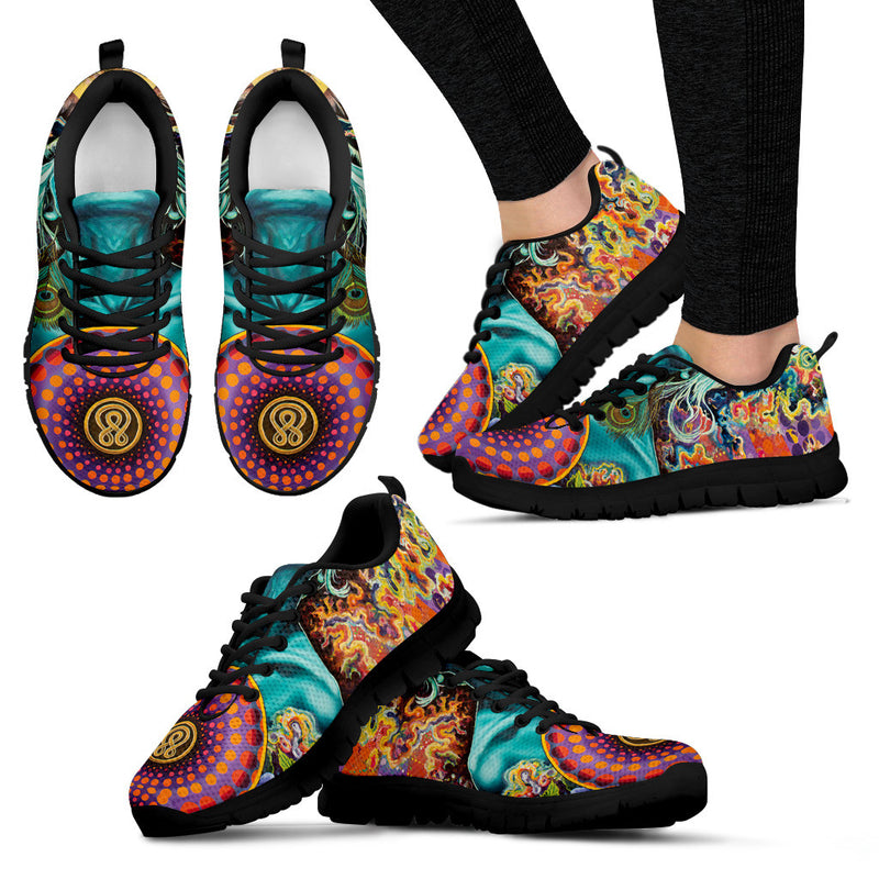 The Rebel II - Vegan Women's Sneakers