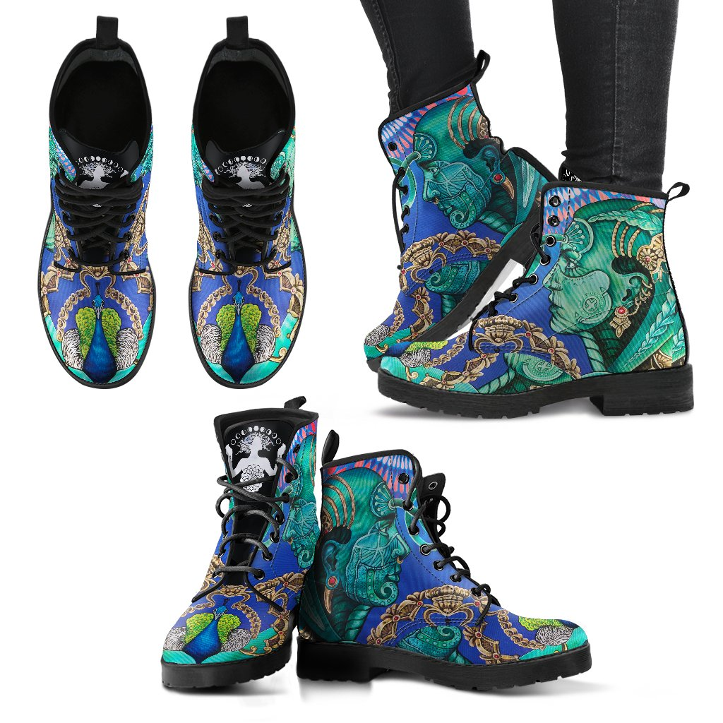 Reflection Reaction - Vegan Women's Boots