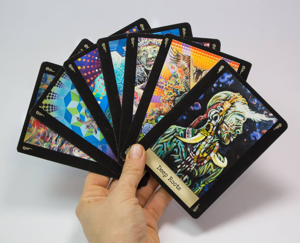 Visionary Cards Deck