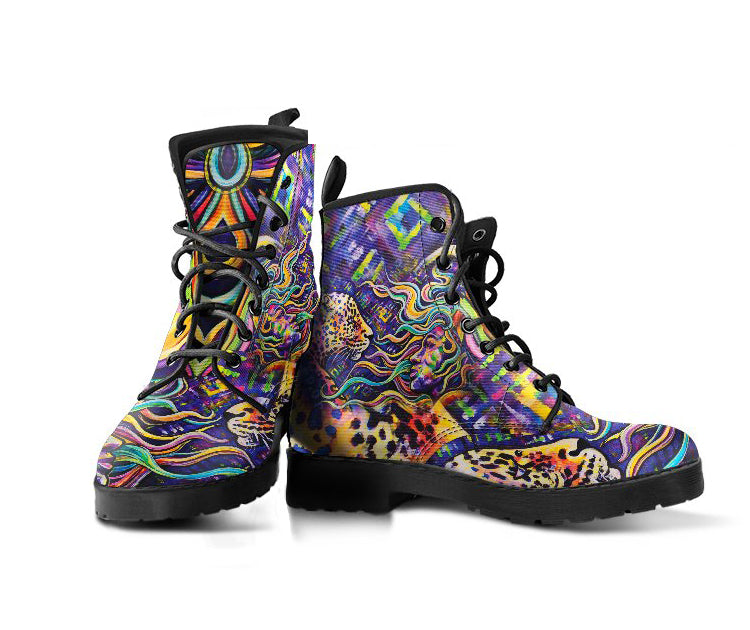 The Connection - Vegan Women's Boots