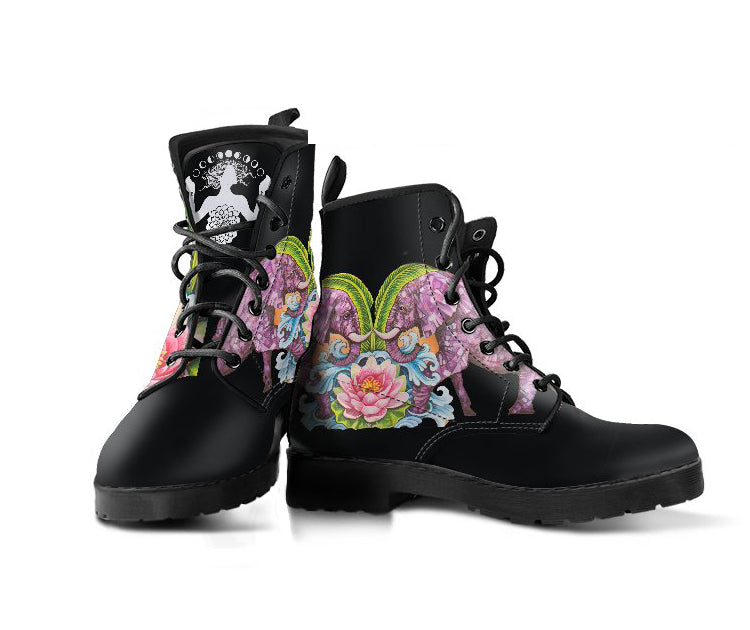 Elephant - Vegan Women's Boots