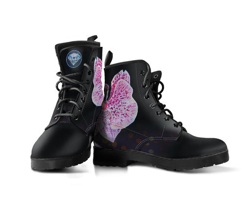 Flower Diamond - Vegan Women's Boots
