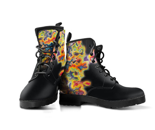 Space Matter 1 - Vegan Women's Boots