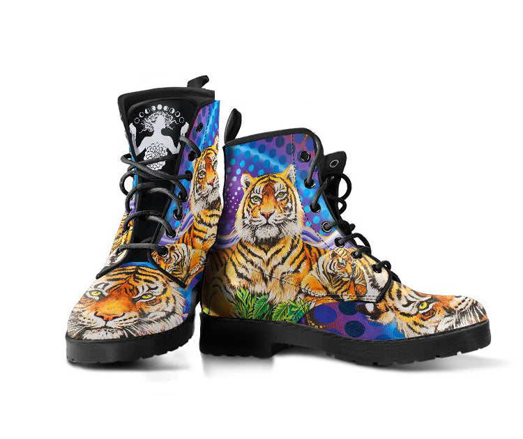 The Tigers - Vegan Women's Boots