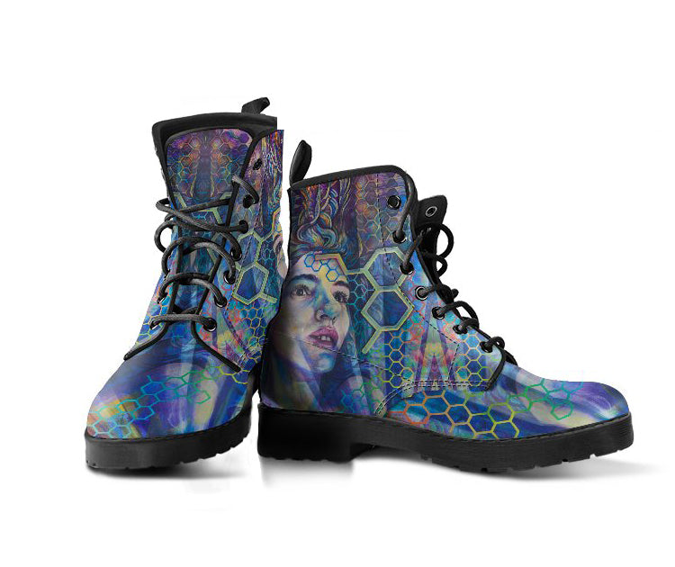 Into Life - Vegan Women's Boots