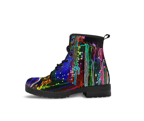 Electric Spirituality - Women's Boots
