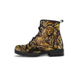 Golden Pineal Gland - Vegan Women's Boots